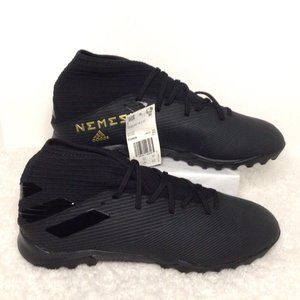 NWT-Adidas Mens Nemeziz 19.3 Turf Shoes (Size: 10)